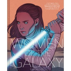 STAR WARS WOMEN OF THE GALAXY HC