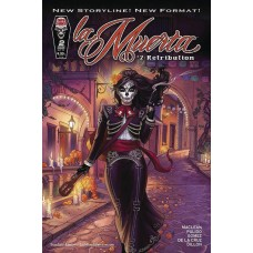 LA MUERTA RETRIBUTION #2 (OF 2) (MR)