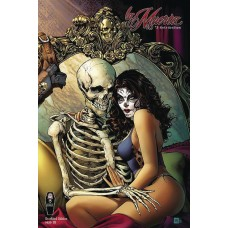 LA MUERTA RETRIBUTION #2 (OF 2) DEATH BED ED (MR)