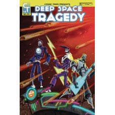DEEP SPACE TRAGEDY #4 (OF 4) NEW PTG
