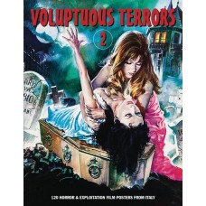 VOLUPTUOUS TERRORS 2 120 HORROR & SF FILM POSTERS FROM ITALY