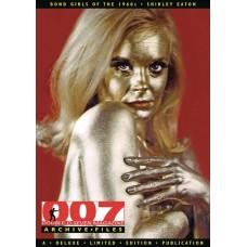 007 MAG ARCHIVE PRESENTS BOND GIRLS 1960S SHIRLEY EATON
