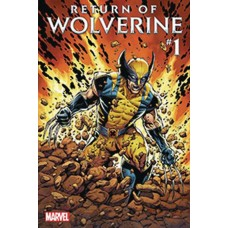 DF RETURN OF WOLVERINE #1 SOULE SGN