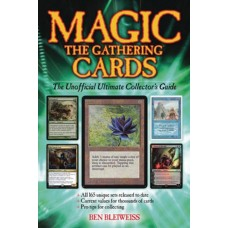 MAGIC THE GATHERING CARDS UNOFF ULT COLLECTORS GUIDE HC