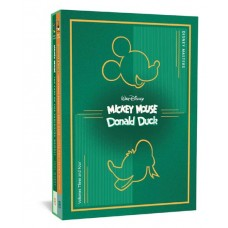 DISNEY MASTERS COLLECTORS HC BOX SET 3 & 4 MURRY JIPPES