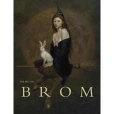 ART OF BROM PUBLISHER ED HC NEW PTG (MR)