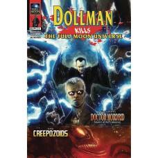 DOLLMAN KILLS THE FULL MOON UNIVERSE #3 CVR A TEMPLESMITH