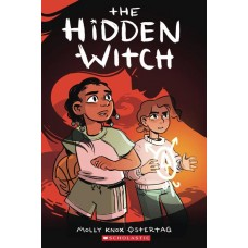 HIDDEN WITCH HC GN