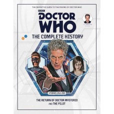 DOCTOR WHO COMP HIST HC VOL 82 12TH DOCTOR STORIES 264-265