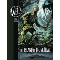 H G WELLS ISLAND OF DR MOREAU GN