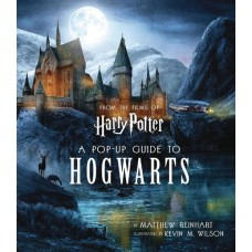HARRY POTTER POP UP BOOK GUIDE TO HOGWARTS