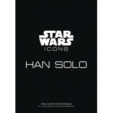 STAR WARS ICONS HAN SOLO HC