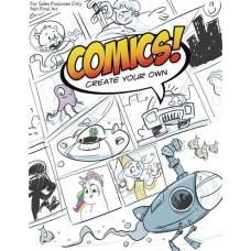 COMICS CREATE YOUR OWN SC