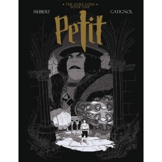 PETIT HC BOOK 01 OGRE GODS (MR)