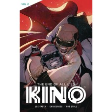 KINO TP VOL 02 END OF ALL LIES