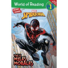 WORLD OF READING THIS IS MILES MORALES SC