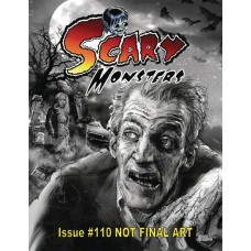 SCARY MONSTERS MAGAZINE #110