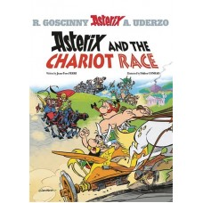 ASTERIX AND THE CHARIOT RACE SC VOL 37
