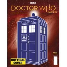 DOCTOR WHO MAGAZINE #531