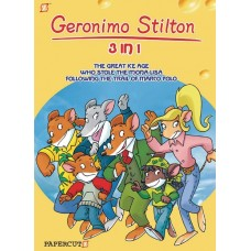 GERONIMO STILTON 3IN1 GN VOL 02