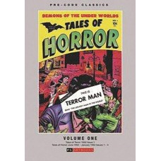 PRE CODE CLASSICS TALES OF HORROR HC VOL 01