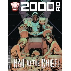 2000 AD PACK OCTOBER 2018