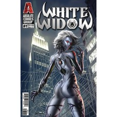 WHITE WIDOW #1 MAIN CVR