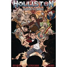 HOLLISTON CARNIVAL OF CARNAGE TP (MR)