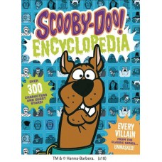SCOOBY DOO ENCYCLOPEDIA SC