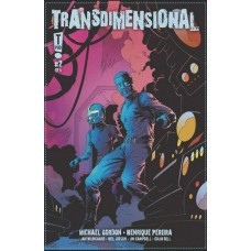 TRANSDIMENSIONAL #2 (OF 4) (MR)