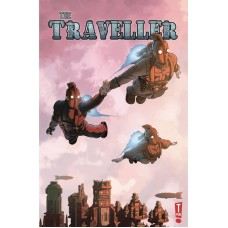 TRAVELLER #2 (OF 4) (MR)