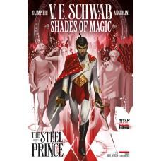 SHADES OF MAGIC #1 (OF 4) STEEL PRINCE CVR A IANNICIELLO