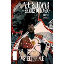 SHADES OF MAGIC #1 (OF 4) STEEL PRINCE CVR B COKER