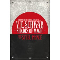 SHADES OF MAGIC #1 (OF 4) STEEL PRINCE CVR D NOVEL VARIANT