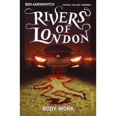 RIVERS OF LONDON TP VOL 01 BODY WORK