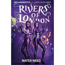 RIVERS OF LONDON VOL 06 WATER WEED (MR)