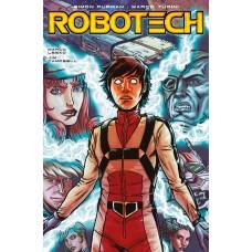 ROBOTECH #13 CVR A BROWNE