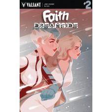 FAITH DREAMSIDE #2 (OF 4) CVR B MEYNET