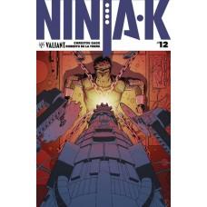 NINJA-K #12 CVR A KANO