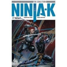 NINJA-K TP VOL 02 THE COALITION