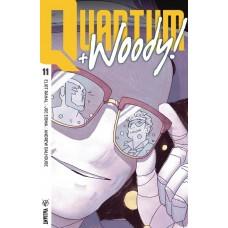 QUANTUM & WOODY (2017) #11 CVR A SMART