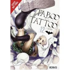 TABOO TATTOO GN VOL 12