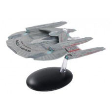 STAR TREK DISCOVERY FIG MAG #5 USS EUROPA NCC-1648