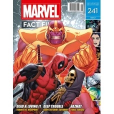 MARVEL FACT FILES #241