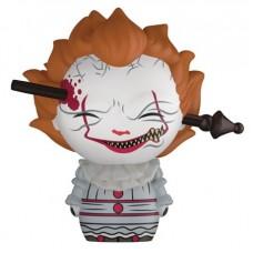 DORBZ HORROR W5 PENNYWISE WROUGHT IRON VINYL FIG