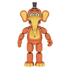 FIVE NIGHTS PIZZA SIM ORVILLE ELEPHANT 5IN ACTION FIGURE