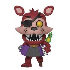 POP GAMES FNAF 6 PIZZA SIM ROCKSTAR FOXY VIN FIG