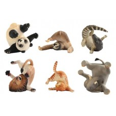 ANIMAL LIFE ROLLING YOUR EYES PVC FIG 8PC BMB DIS
