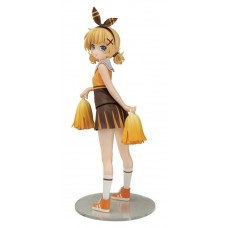 IS THE ORDER A RABBIT SHARO PVC FIG CHEERLEADER VER