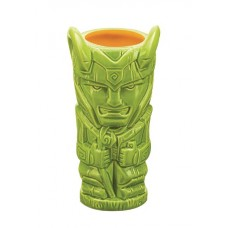 MARVEL HEROES LOKI GEEKI TIKI GLASS
